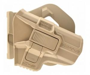 Кобура с кнопкой Fab Defense M24 Paddle G-9 R для Glock 9 мм (койот)