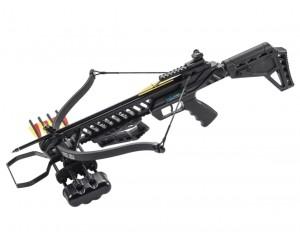 Арбалет рекурсивный Man Kung MK-XB27 BK (черный, PKG)