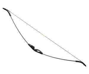 Детский классический лук Centershot Ace 9 кг, 134 см (черный)