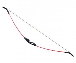 Детский классический лук Centershot Ace 9 кг, 134 см (красный)