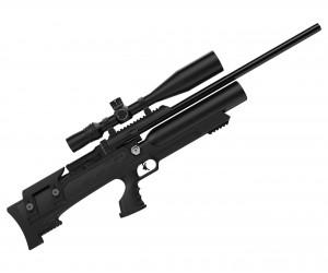 Пневматическая винтовка Aselkon MX-8 Evoc (пластик, PCP, 3 Дж) 6,35 мм
