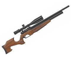 Пневматическая винтовка Aselkon MX-5 (дерево, PCP, 3 Дж) 6,35 мм