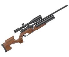 Пневматическая винтовка Aselkon MX-6 (дерево, PCP, 3 Дж) 6,35 мм
