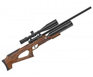 Пневматическая винтовка Aselkon MX-9 Sniper Wood (дерево, PCP, 3 Дж) 6,35 мм