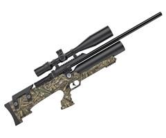 Пневматическая винтовка Aselkon MX-8 Evoc Camo Max-5 (PCP, 3 Дж) 6,35 мм