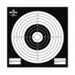 Мишени для пневматики P24 черные, 140x140 мм (50 штук)