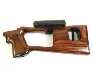 Приклад деревянный по типу СВД для карабинов Тигр и TG3