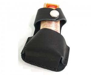 Чехол для газового баллончика AntiDog, с клипсой (К62)