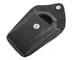 Чехол для наручников К62 (нат. кожа) черный