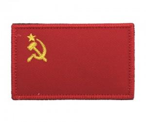 Шеврон Флаг СССР простой 50x80