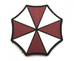 Шеврон Umbrella Logo PVC