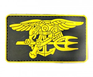 Шеврон Navy Seal PVC