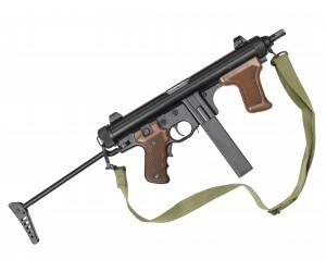 Охолощенный СХП пистолет-пулемет Beretta M12-O, кал. 9x19 mm