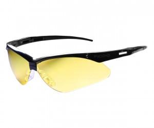 Очки защитные РУСОКО «Агент Контраст» (желтые)