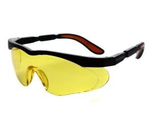 Очки защитные РУСОКО «Форбс Контраст» (желтые)