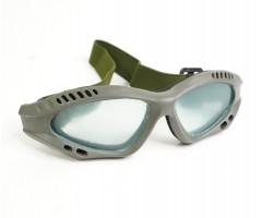 Очки защитные, поликарбонатные линзы GG0011 Olive