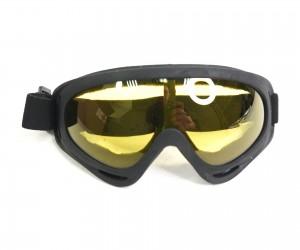 Очки защитные UV-X400 Wind Dust Tactical GG0025 (желтые)