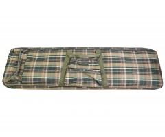 Чехол оружейный «Шотландка» 1150x300 мм (поролон) сетка