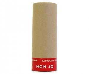Мина для страйкбольного миномета СтрайкАрт МСМ-40 (дым)