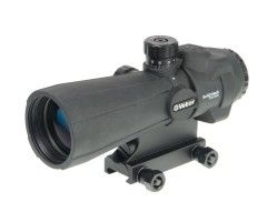 Оптический прицел Veber Wolf Prismatic 5x40 RGB