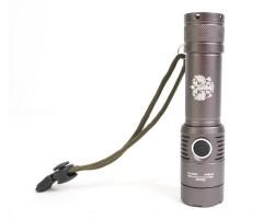 Светодиодный фонарь NK Cree LED 180 с фокусировкой Zoom