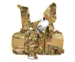 Разгрузочная система EmersonGear D3CR Tactics Chest Rigs Multicam
