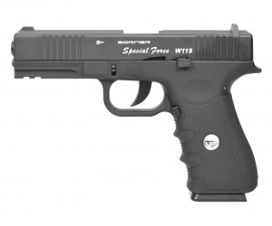 Пневматический пистолет Borner Special Force W119 (Glock 17)