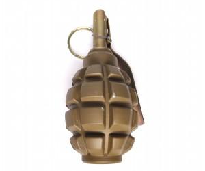 Макет учебно-тренировочной гранаты Ф-1 (легкий, 410 г)