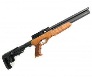 Пневматическая винтовка Retay T20 Wood (дерево, PCP, 3 Дж) 6,35 мм