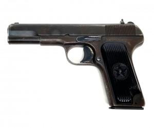 Охолощенный СХП пистолет ТТ 33-О (Токарева) 7,62x25 Blank / 1-я кат!