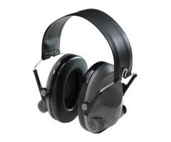 Наушники активные шумоподавляющие (18 дБ, черные)