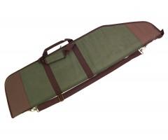 Чехол мягкий комбин. с карманом и ремешком, поролон 2 см, флок, 105x33 см (BGC105)