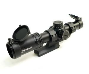 Оптический прицел Firefield RapidStrike 1-6x24 SFP Circle Dot с подсветкой (FF13070K)