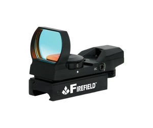Коллиматорный прицел Firefield Red and Green Reflex Sight with 4 Reticle Patterns Black (FF13004)