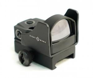 Коллиматорный прицел Sightmark Mini Shot Pro Spec, на Weaver (SM26007)