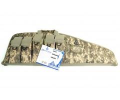 Сумка-чехол Leapers Deluxe для оружия тактическая, 34''x12'' (PVC-DC38R-A)