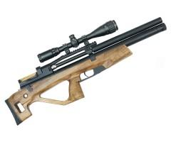 Пневматическая винтовка Jaeger SPR Булл-пап (PCP, редуктор, ствол AP450, чок) 5,5 мм