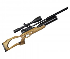 Пневматическая винтовка Jaeger SP Карабин Колба (PCP, прямоток, ствол AP450, чок) 5,5 мм