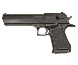Страйкбольный пистолет Tokyo Marui Desert Eagle .50AE Black GBB