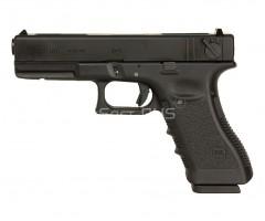 Страйкбольный пистолет Tokyo Marui Glock 18C Auto GBB