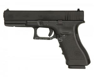 Страйкбольный пистолет Tokyo Marui Glock 17 Gen.3 GBB