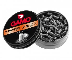 Пули Gamo G-Hammer 4,5 мм, 1,0 грамм, 200 штук