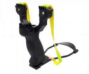 Рогатка Centershot Hammer (с упором, прицел, магазин)