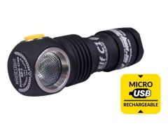 Фонарь налобный Armytek Elf C1 Micro-USB, 980 люмен (теплый свет) + 18350 Li-Ion