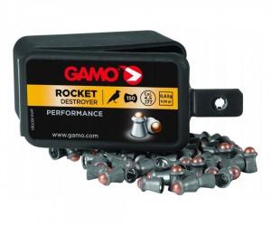 Пули Gamo Rocket 4,5 мм, 0,6 грамм, 150 штук