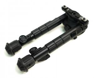 Сошки Leapers UTG 360° для установки на M-Lok, 18-23 см (TL-BPM01)