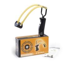Рогатка Stil Crin Standart металлическая в коробке-мишени (304B)