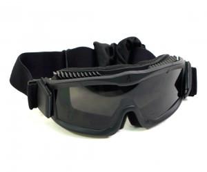 Очки защитные Гром Deluxe, сменные линзы (AS-GG0038B)
