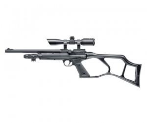 Пневматический пистолет Umarex RP5 (2x12г CO₂) прицел Walther 4x32, съемный приклад