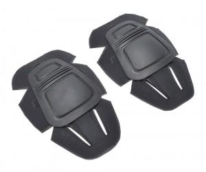 Вставные наколенники EmersonGear G3 Combat Knee Pads Black